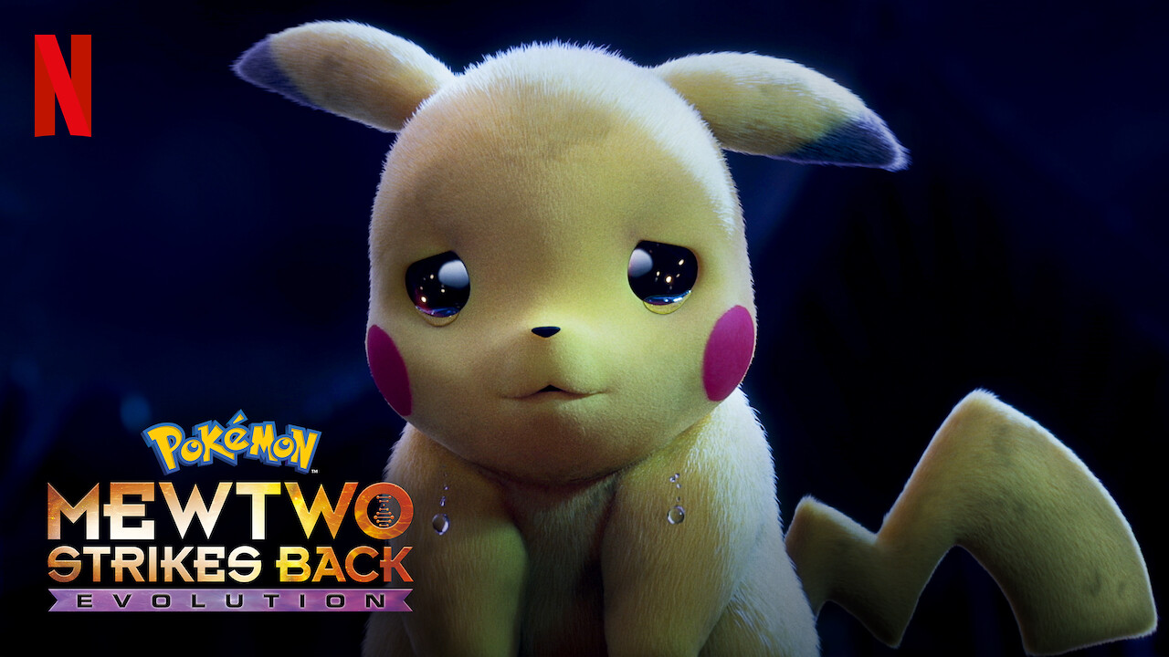 Is Pokemon Mewtwo Strikes Back Evolution 2019 Available To Watch On Uk Netflix Newonnetflixuk
