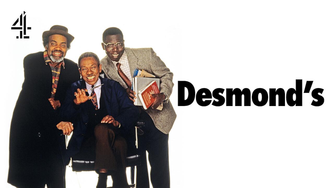 Desmond's – S2 Ep4 – Veronica