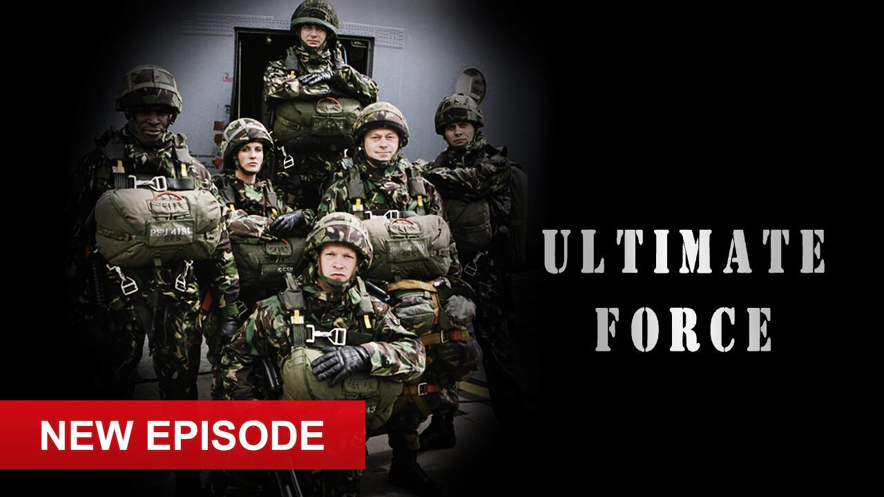 Ultimate Force on Netflix UK