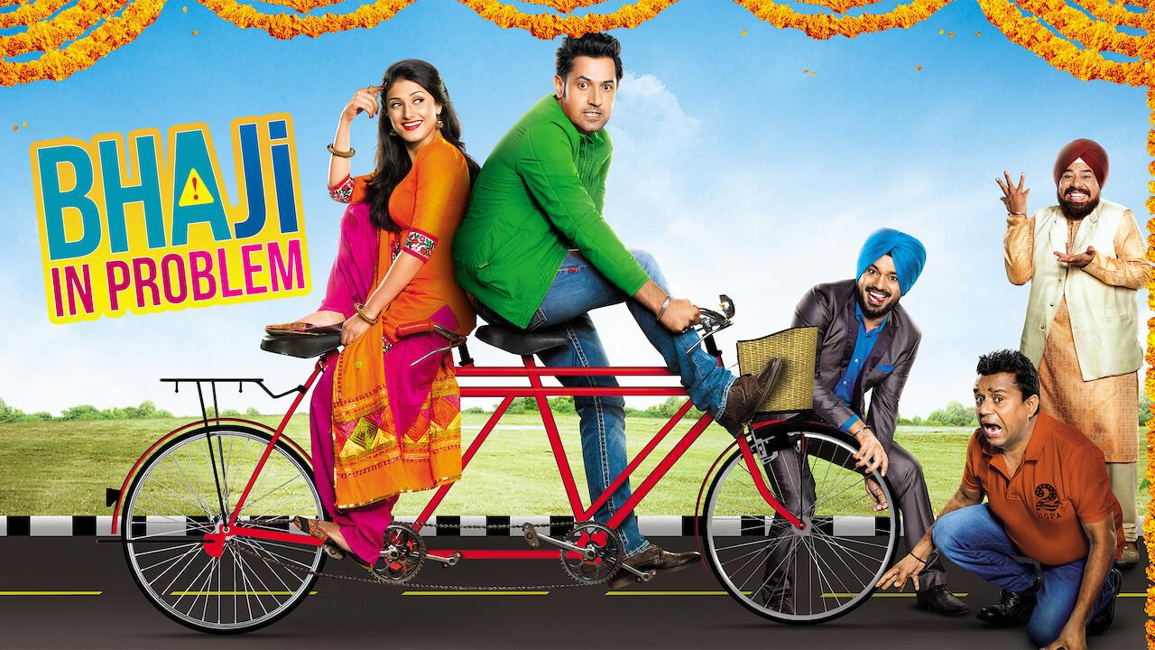 Bhaji In Problem on Netflix UK