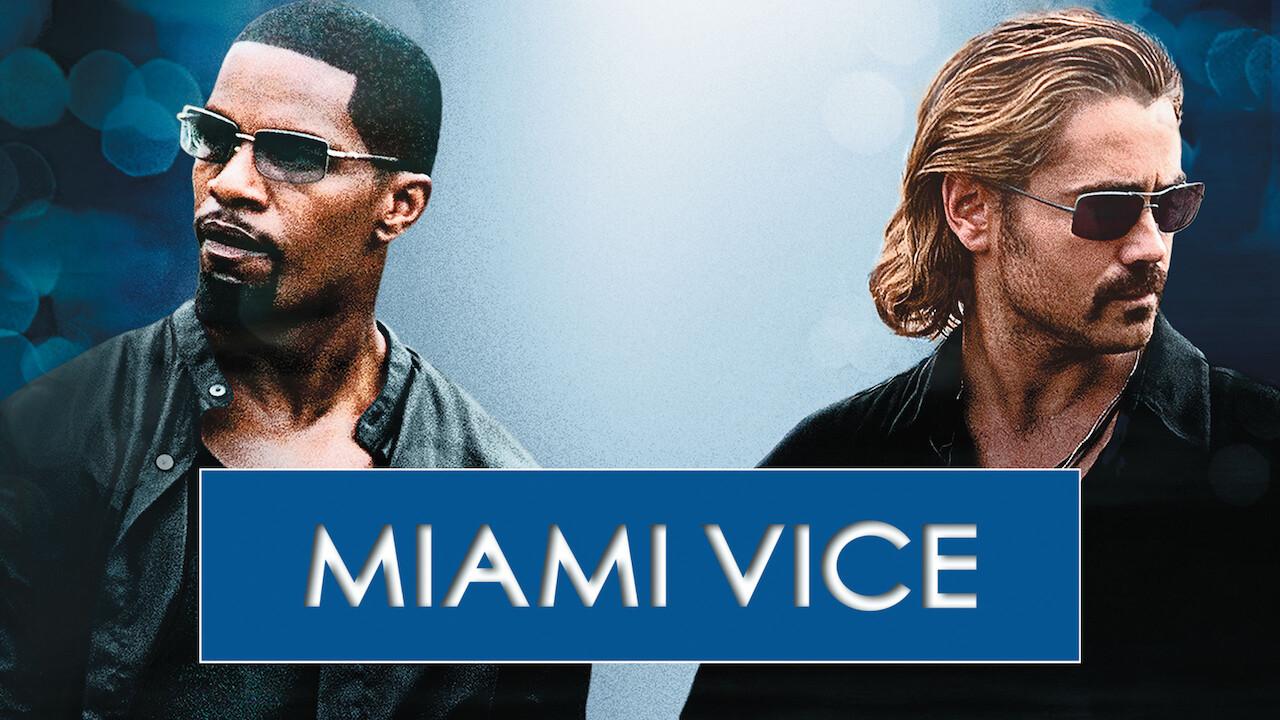 Miami Vice on Netflix UK