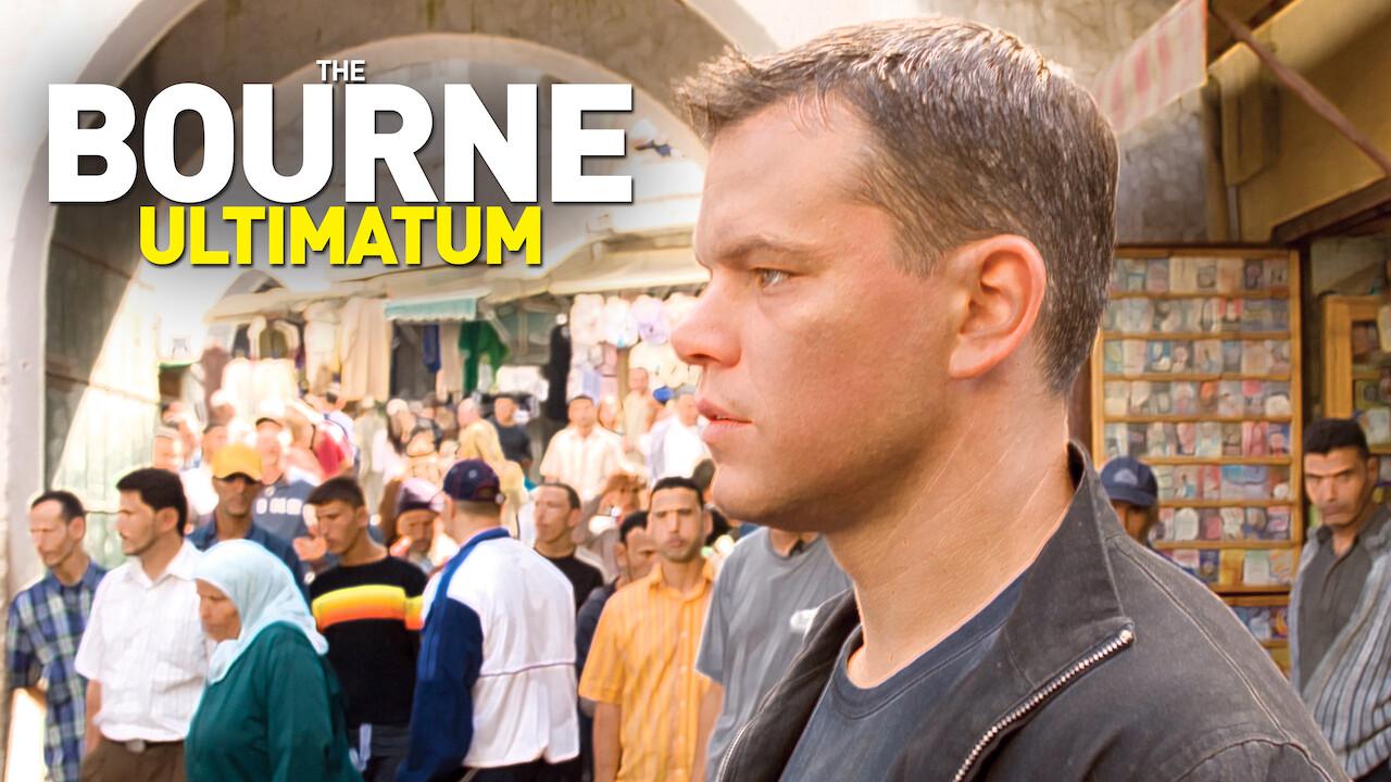 The Bourne Ultimatum on Netflix UK