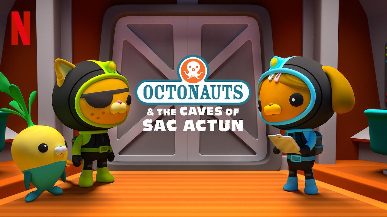 Octonauts & the Caves of Sac Actun on Netflix UK