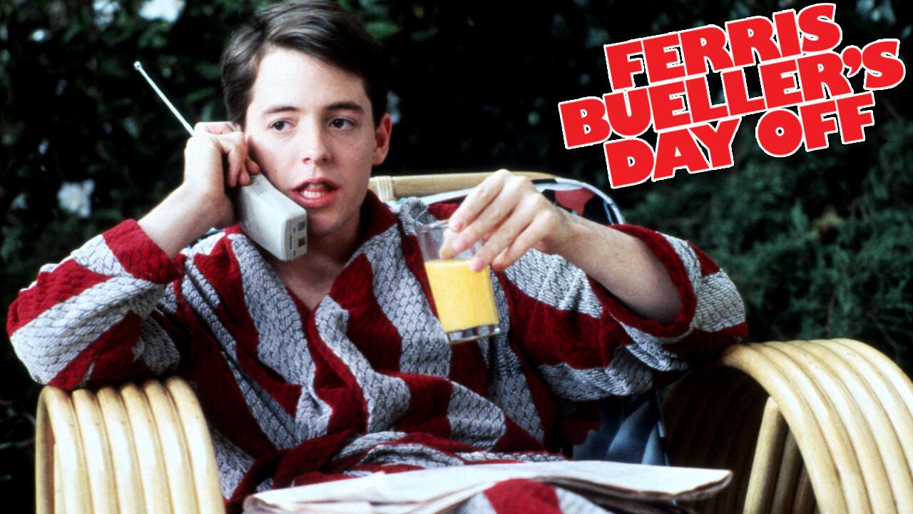 Ferris Bueller's Day Off on Netflix UK