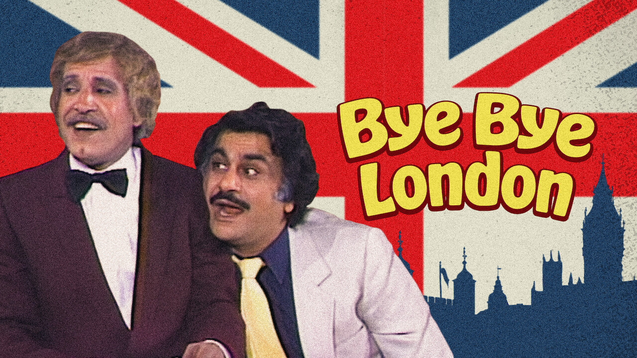 Bye Bye London on Netflix UK