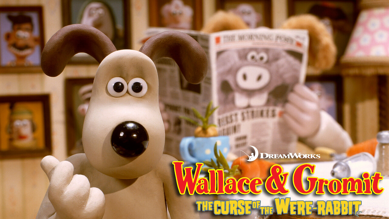 Is Wallace Gromit The Curse Of The Were Rabbit 2005 Available To Watch On Uk Netflix Newonnetflixuk