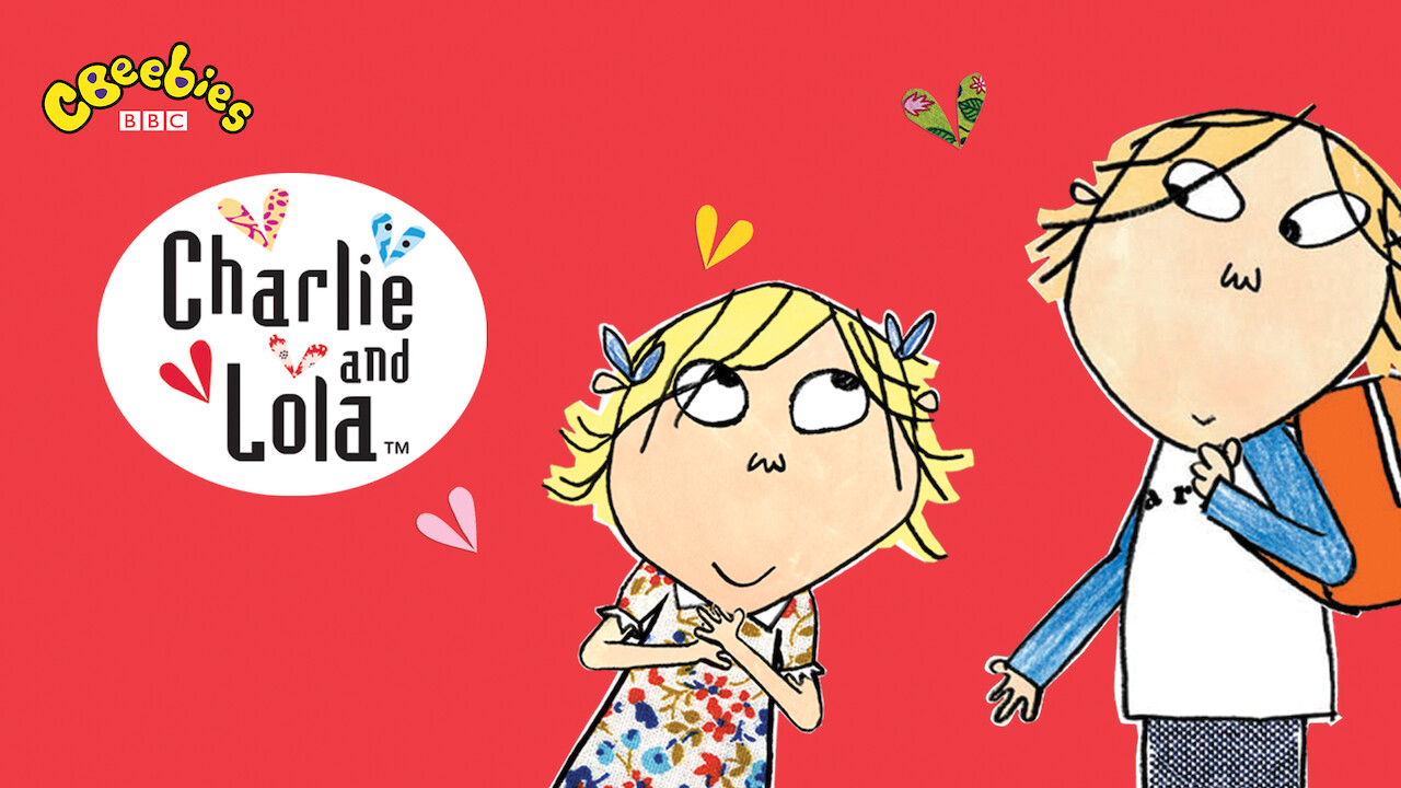 Charlie and Lola on Netflix UK