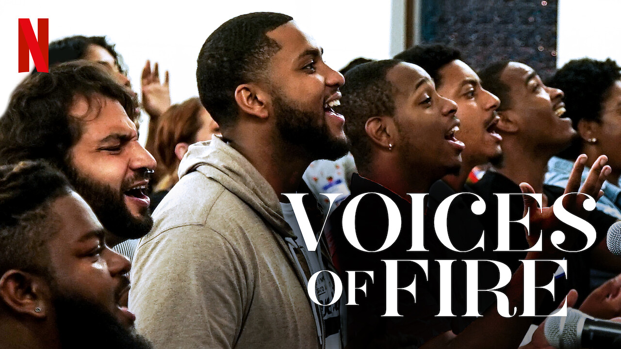 Voices of Fire on Netflix UK