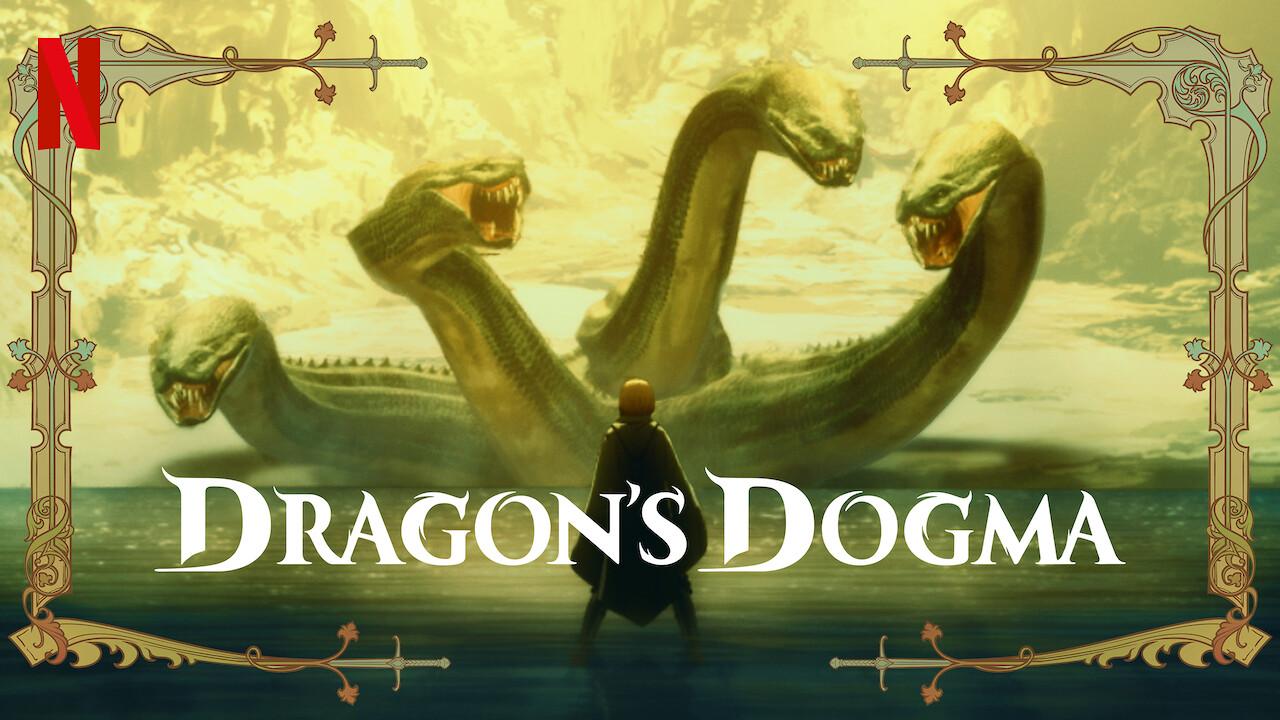 Dragon's Dogma on Netflix UK