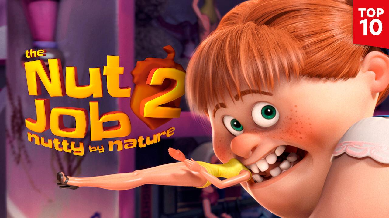 The Nut Job 2: Nutty by Nature on Netflix UK
