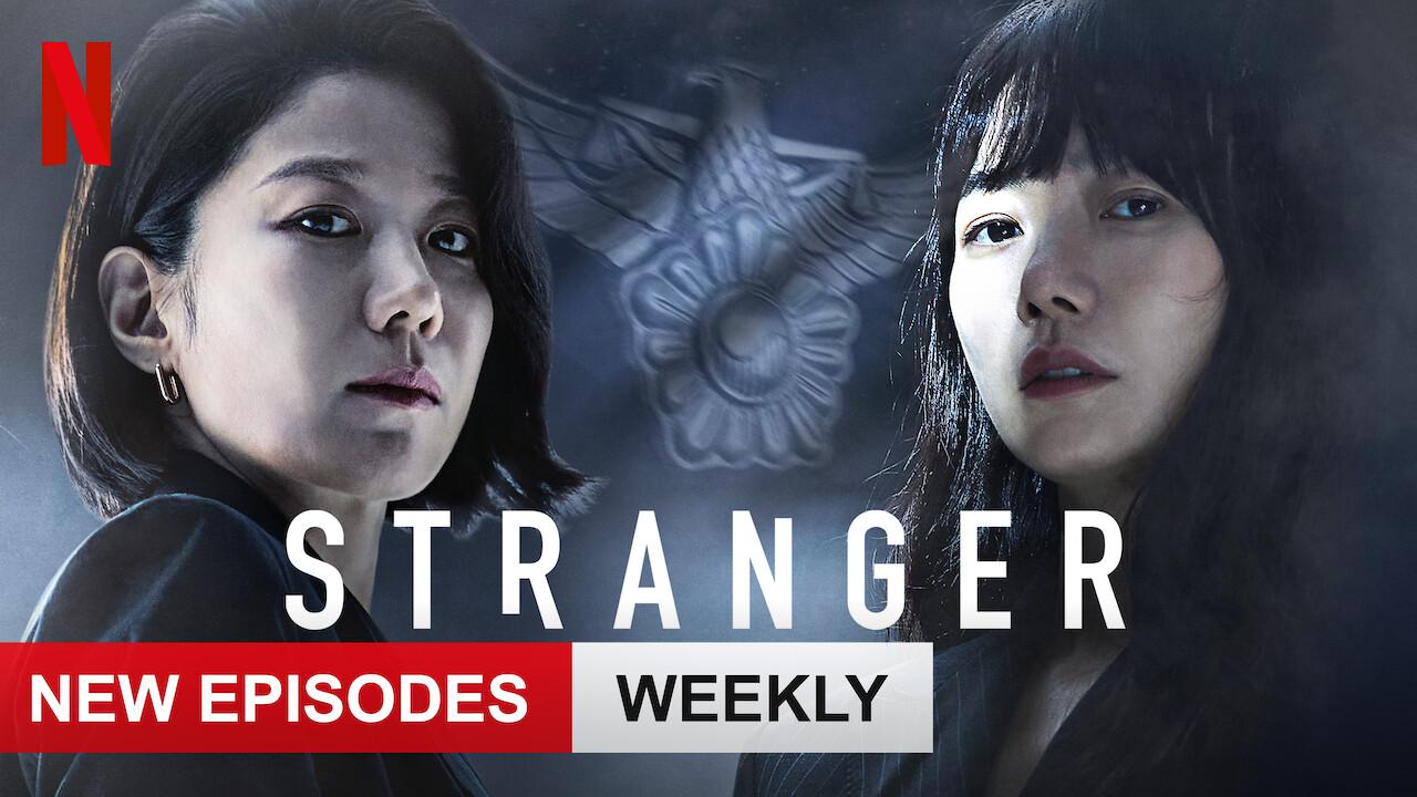 Stranger on Netflix UK
