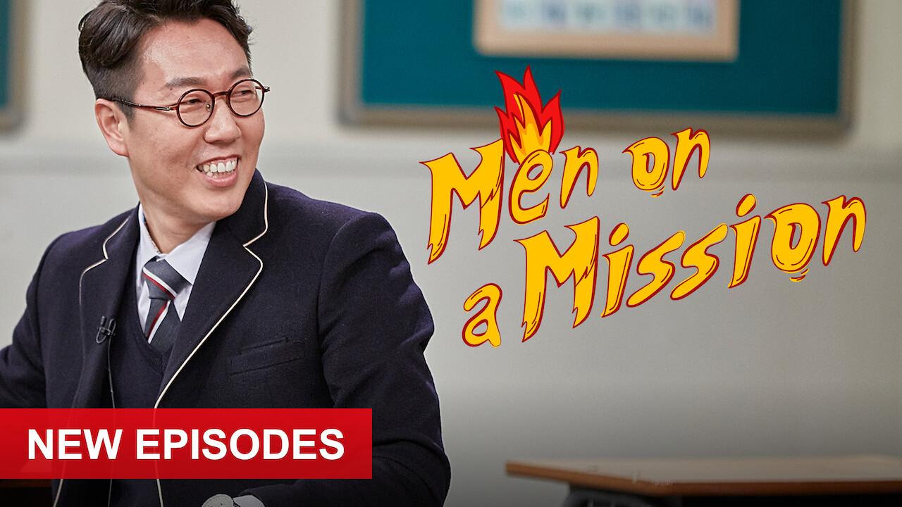 Men on a Mission on Netflix UK