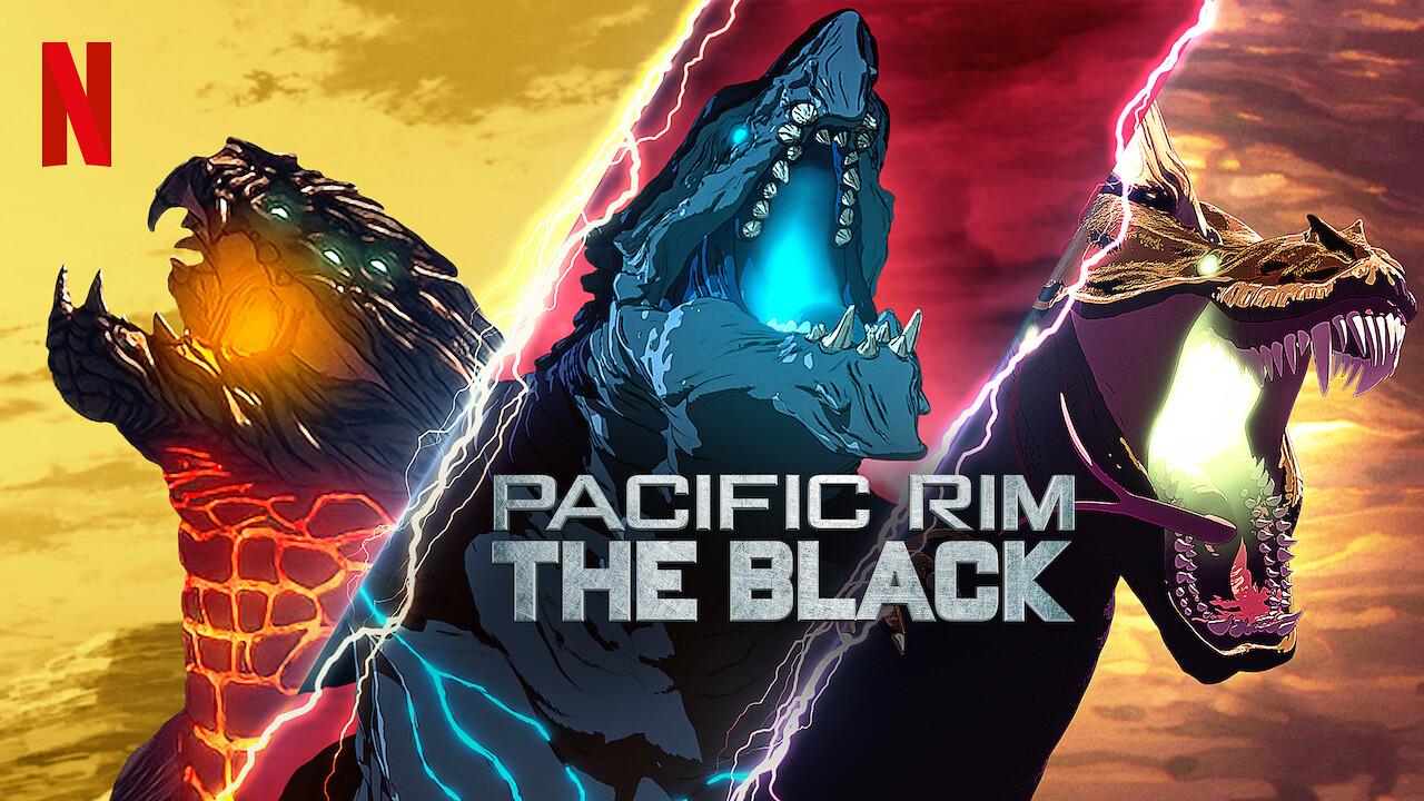 Pacific Rim: The Black on Netflix UK