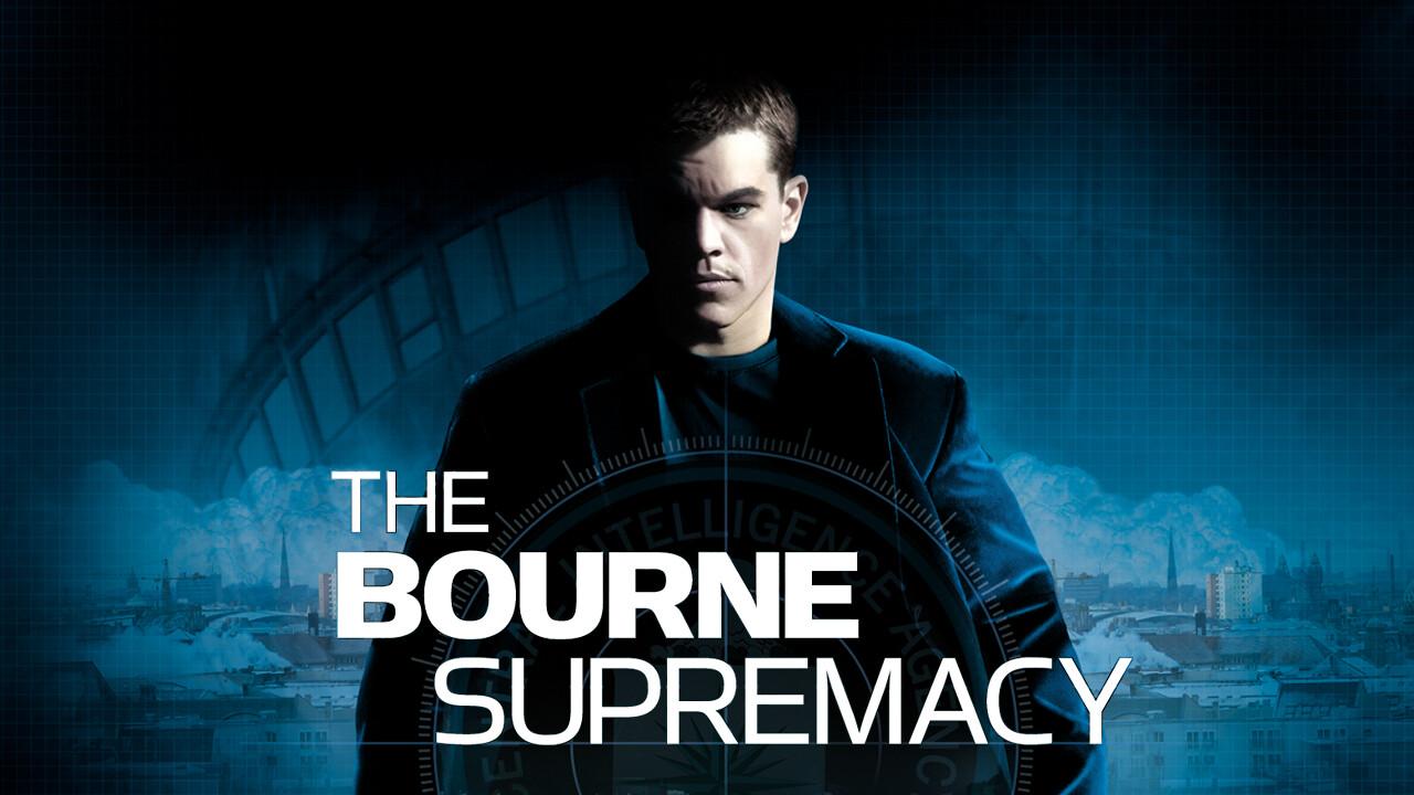 The Bourne Supremacy on Netflix UK