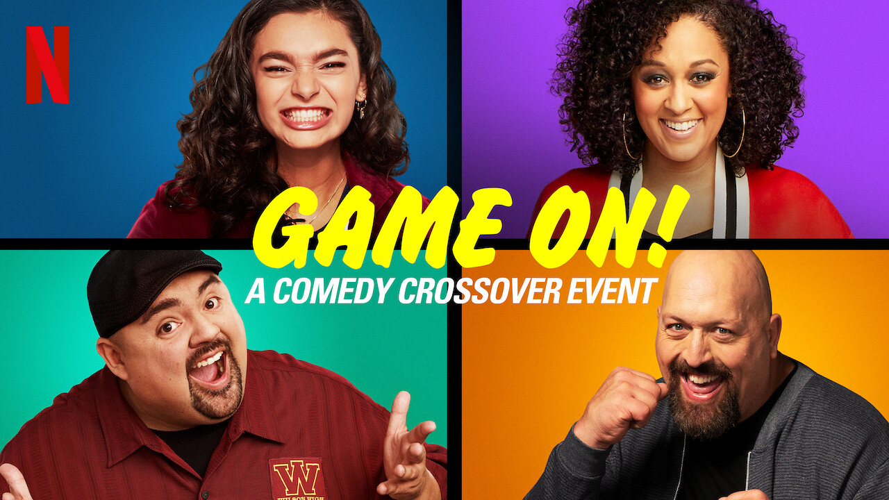 GAME ON: A Comedy Crossover Event on Netflix UK