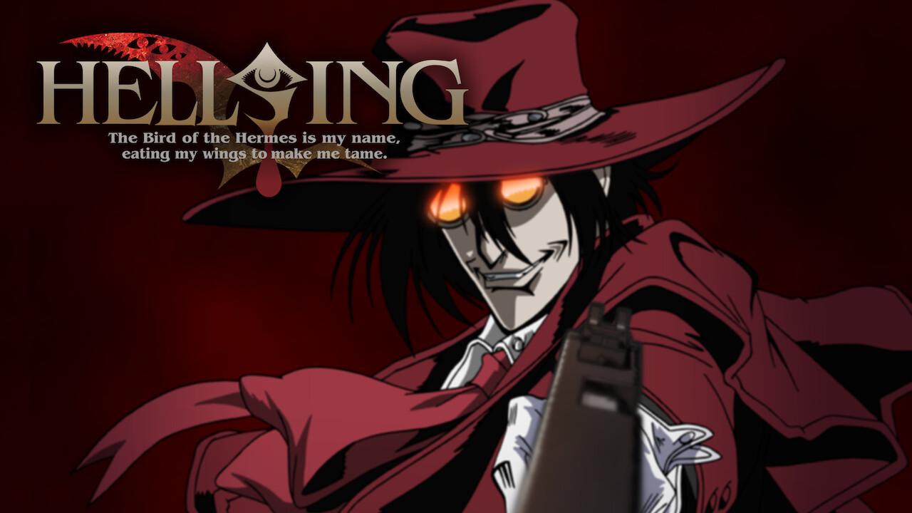 Hellsing Ultimate on Netflix UK