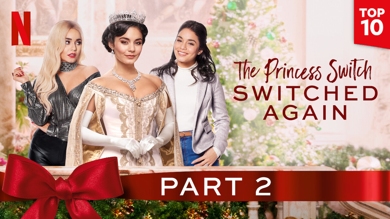The Princess Switch: Switched Again on Netflix UK