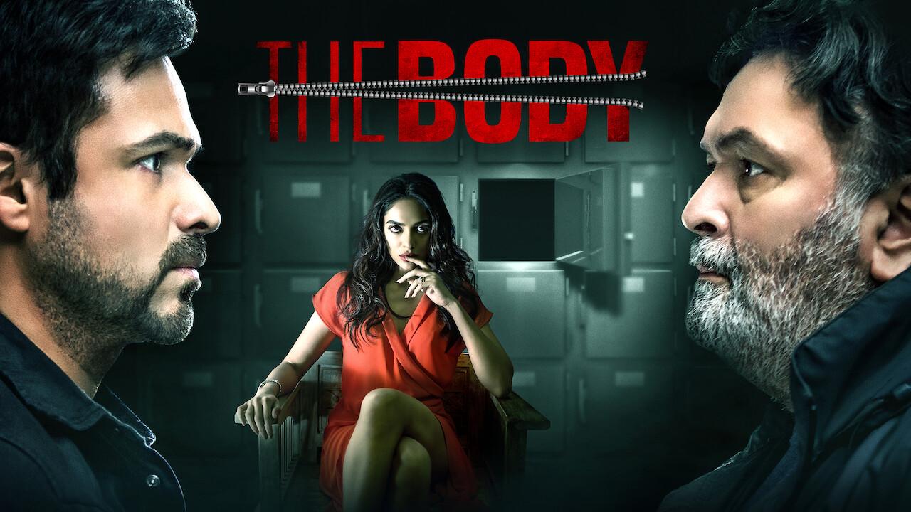 The Body on Netflix UK