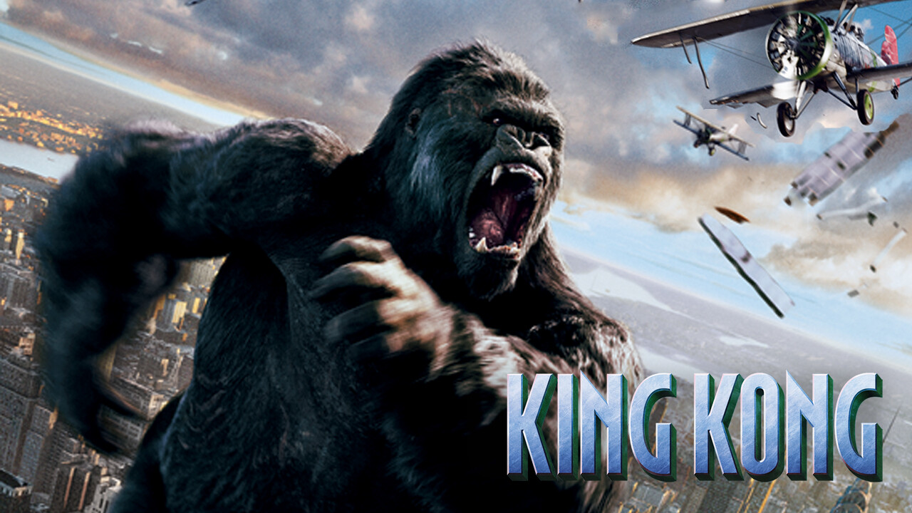 King Kong on Netflix UK