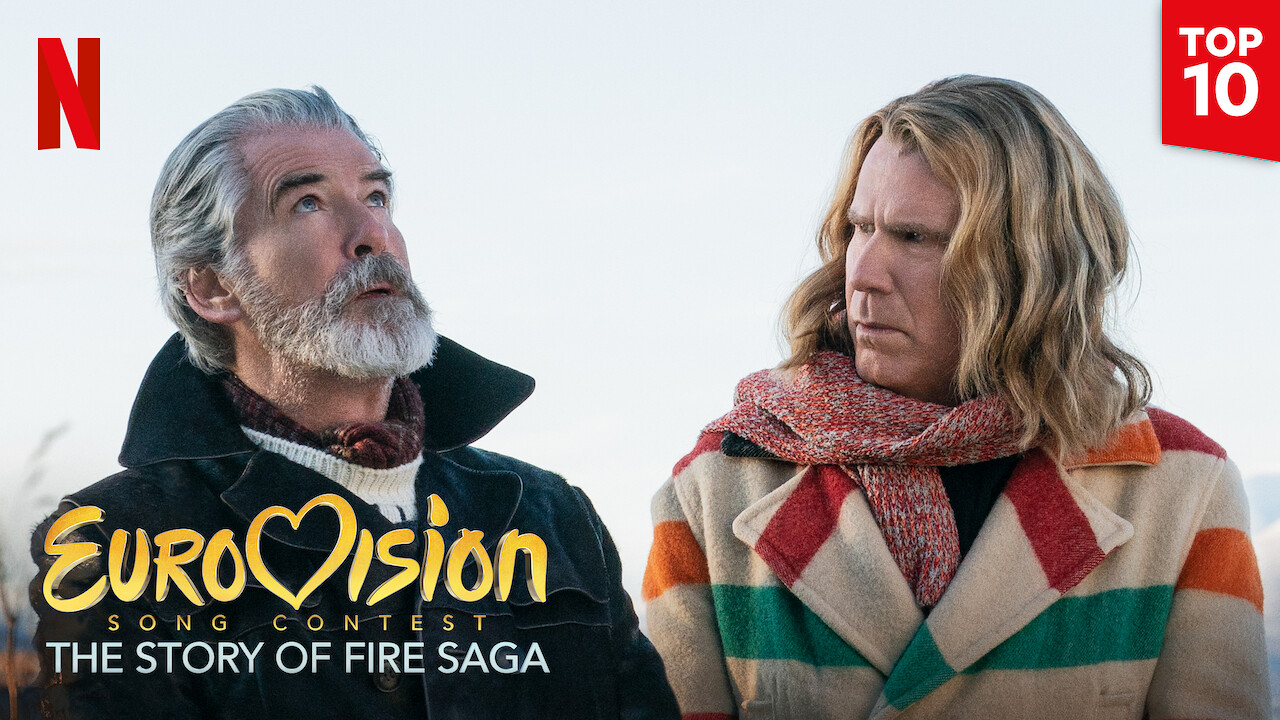 Eurovision Song Contest: The Story of Fire Saga on Netflix UK