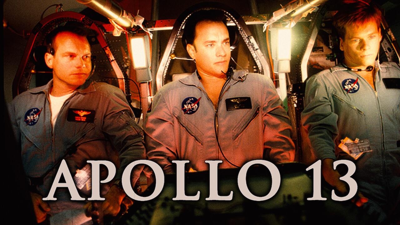 Apollo 13 on Netflix UK