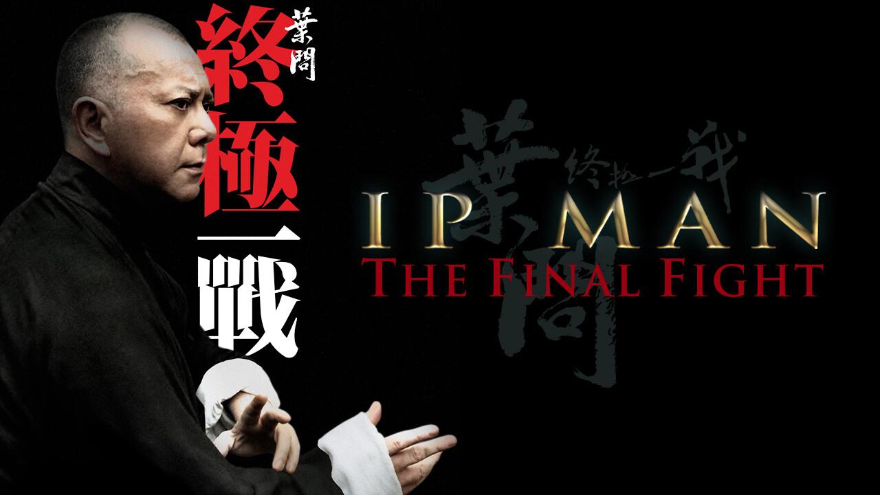 Ip Man: The Final Fight on Netflix UK
