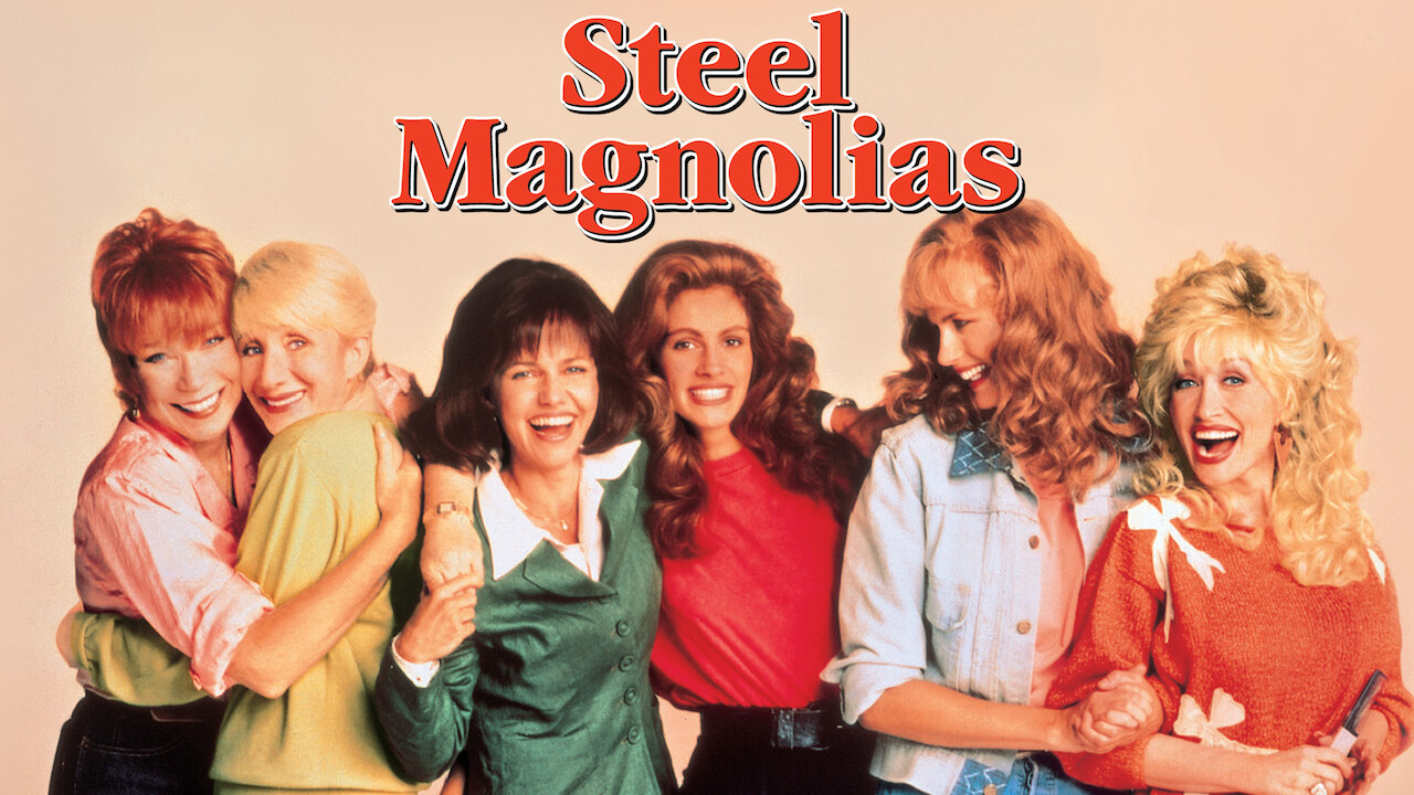Image result for steel magnolias poster