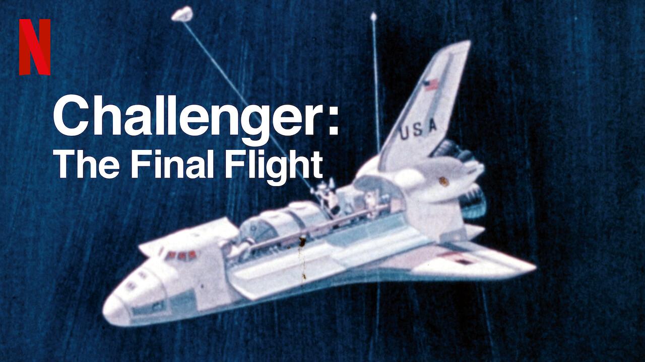 Challenger on Netflix UK