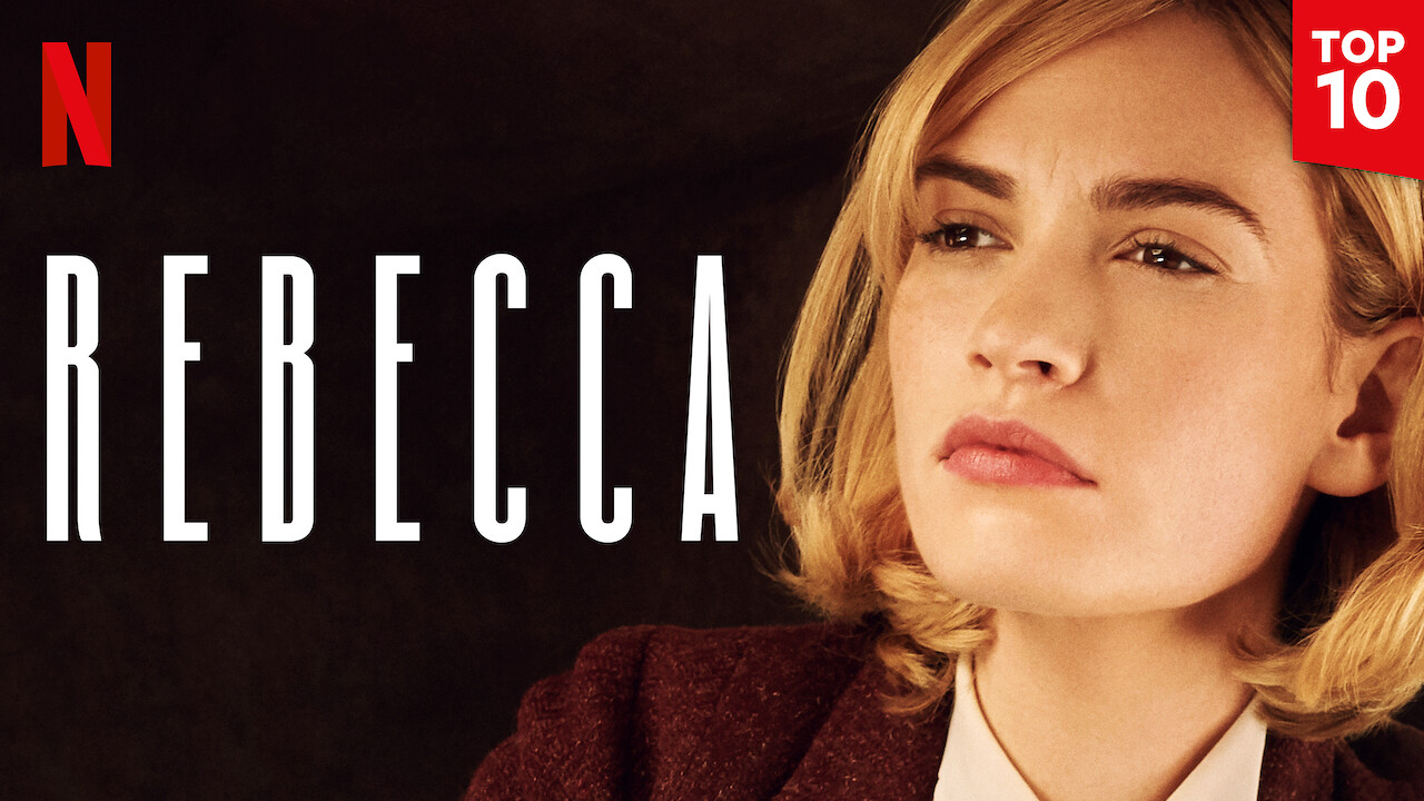 Rebecca on Netflix UK