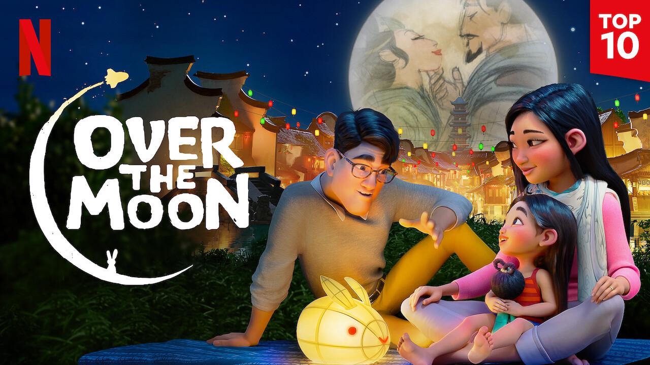 Over the Moon on Netflix UK