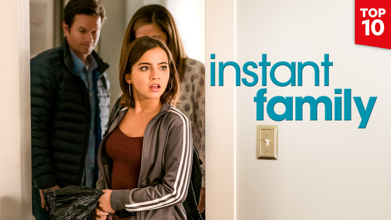 Instant Family on Netflix UK