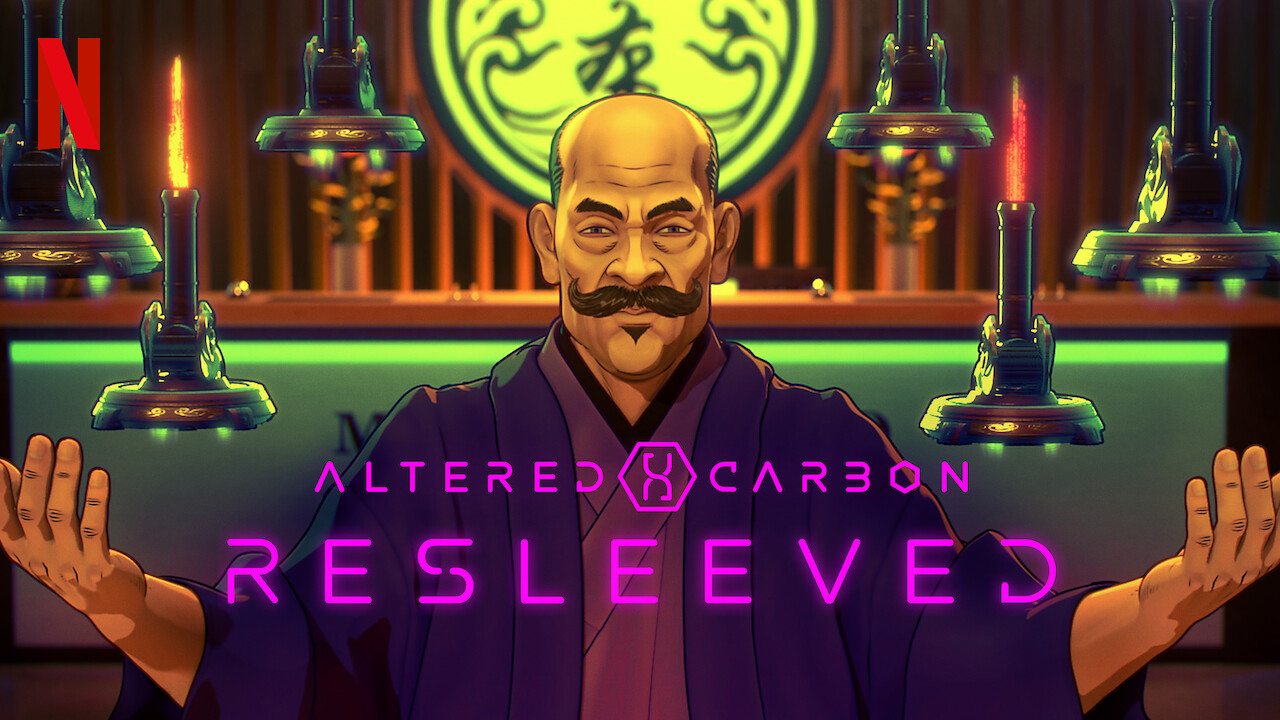 Is Altered Carbon Resleeved 2020 Available To Watch On Uk Netflix Newonnetflixuk