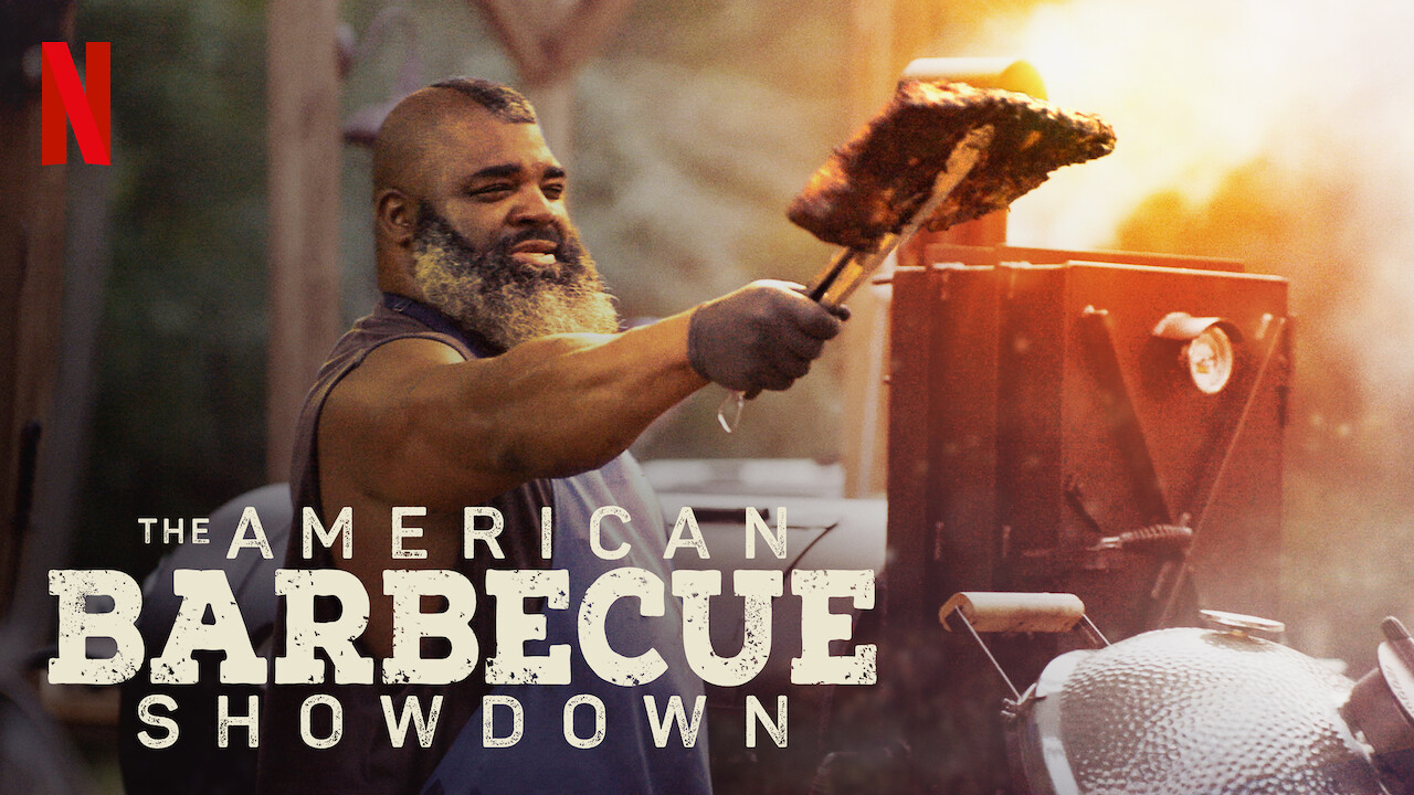 The American Barbecue Showdown on Netflix UK