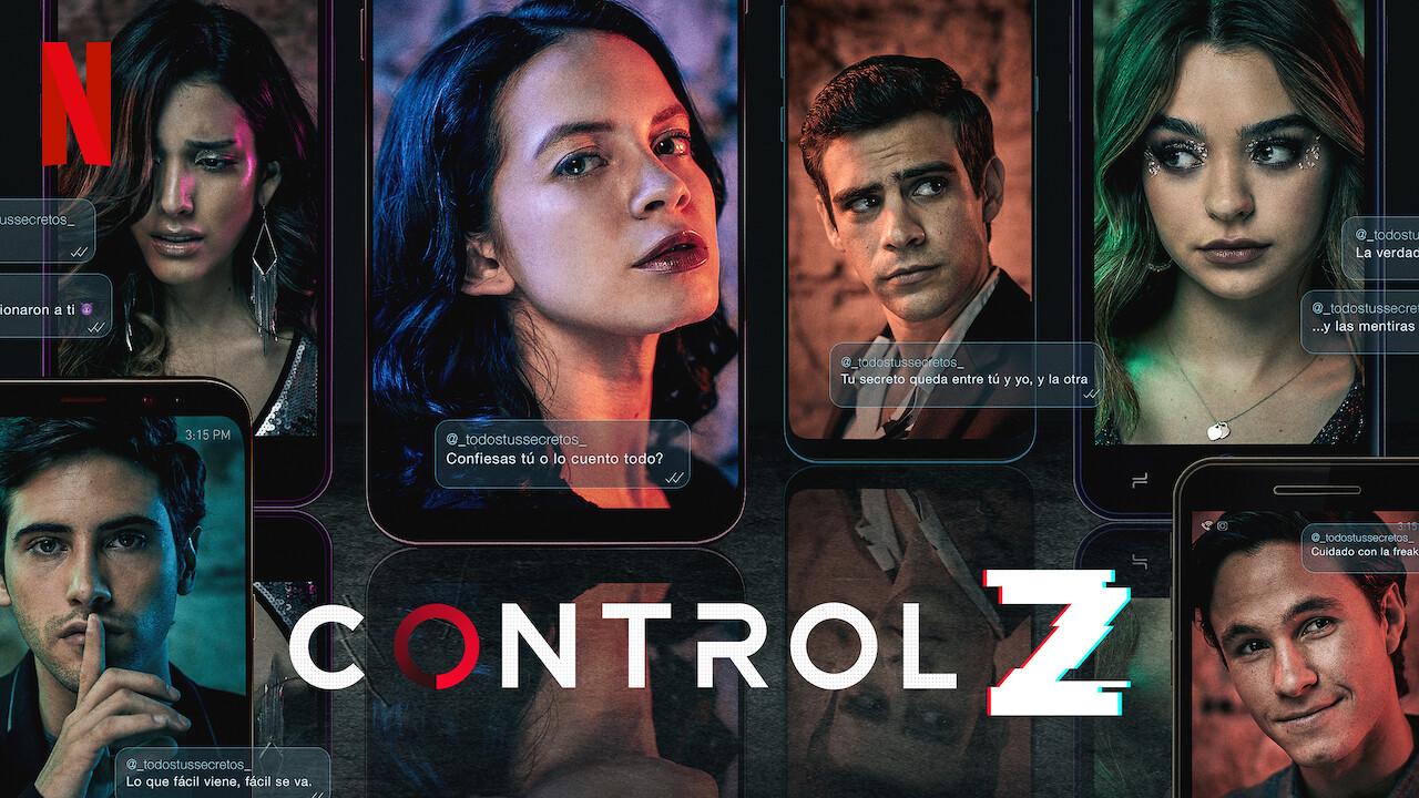 Control Z on Netflix UK