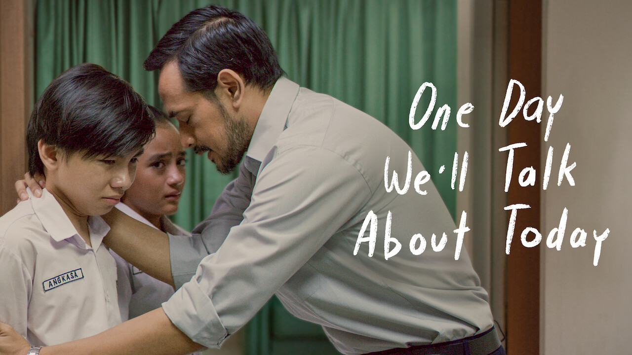 One Day We'll Talk About Today on Netflix UK