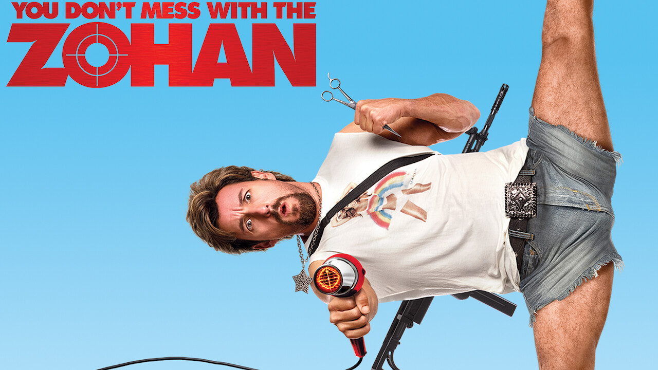 You Don't Mess with the Zohan on Netflix UK