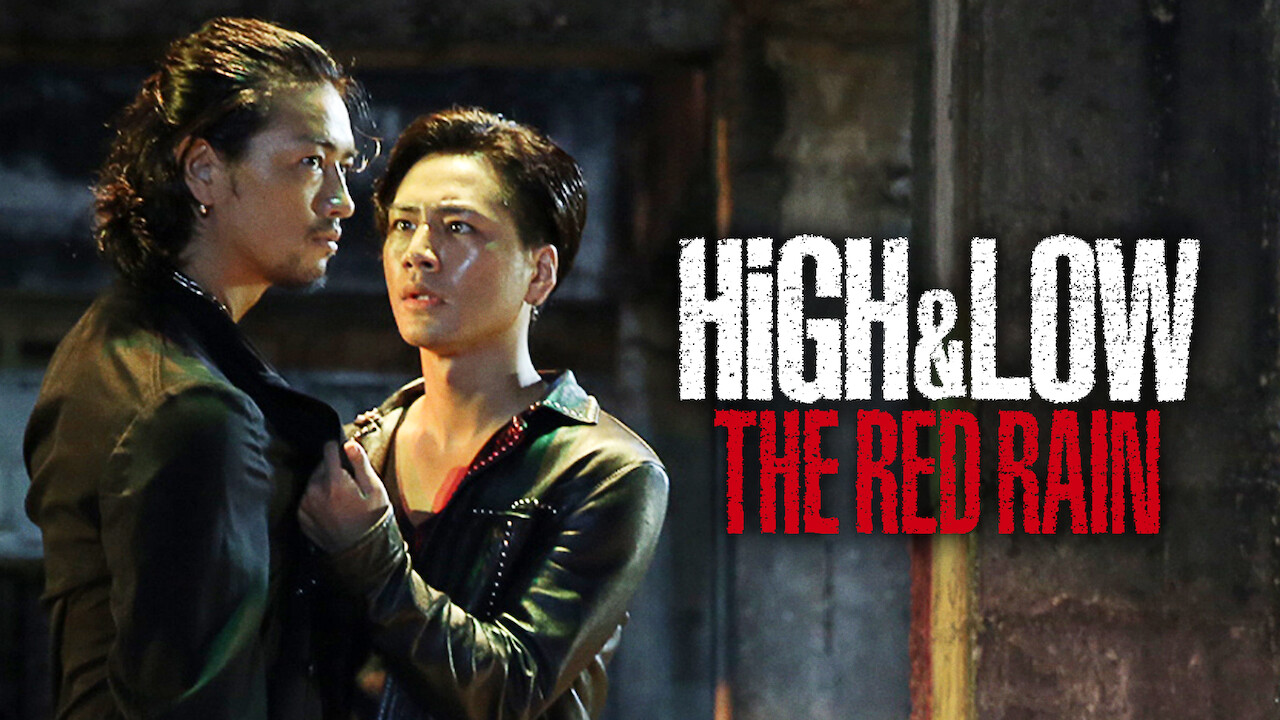 High & Low The Red Rain on Netflix UK