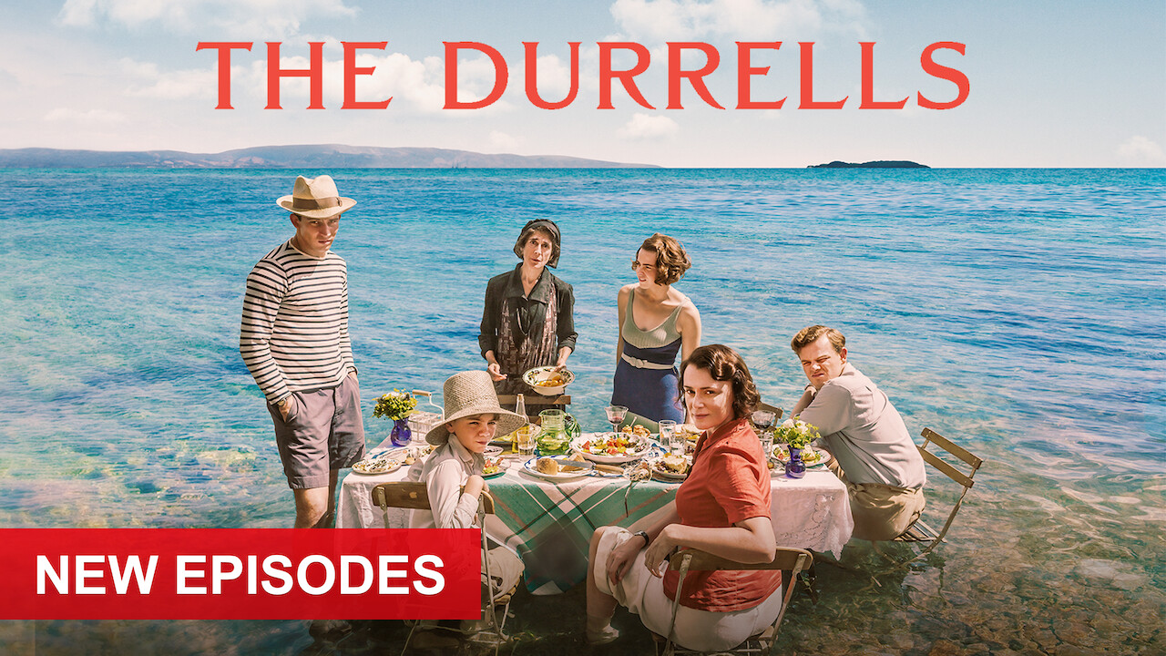 The Durrells on Netflix UK