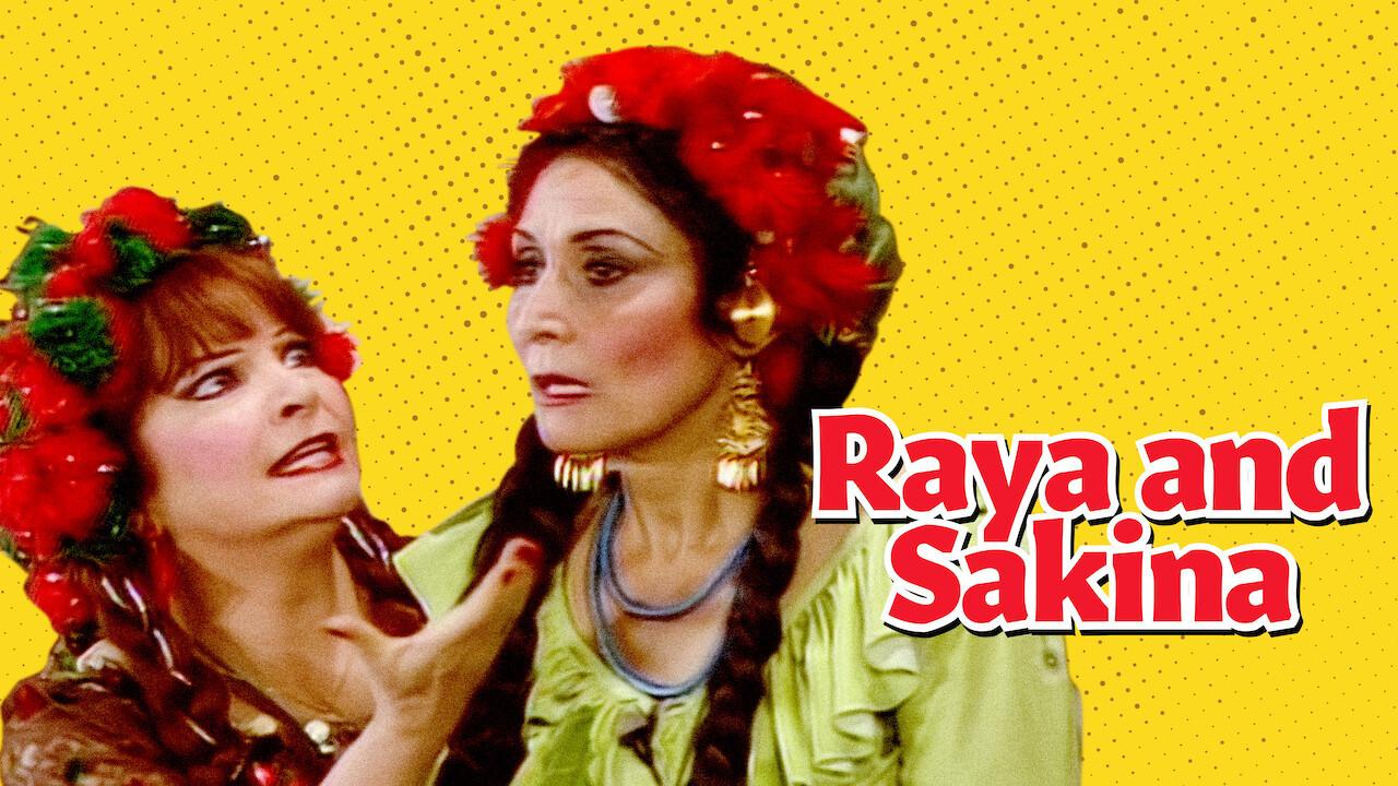 Raya and Sakina on Netflix UK