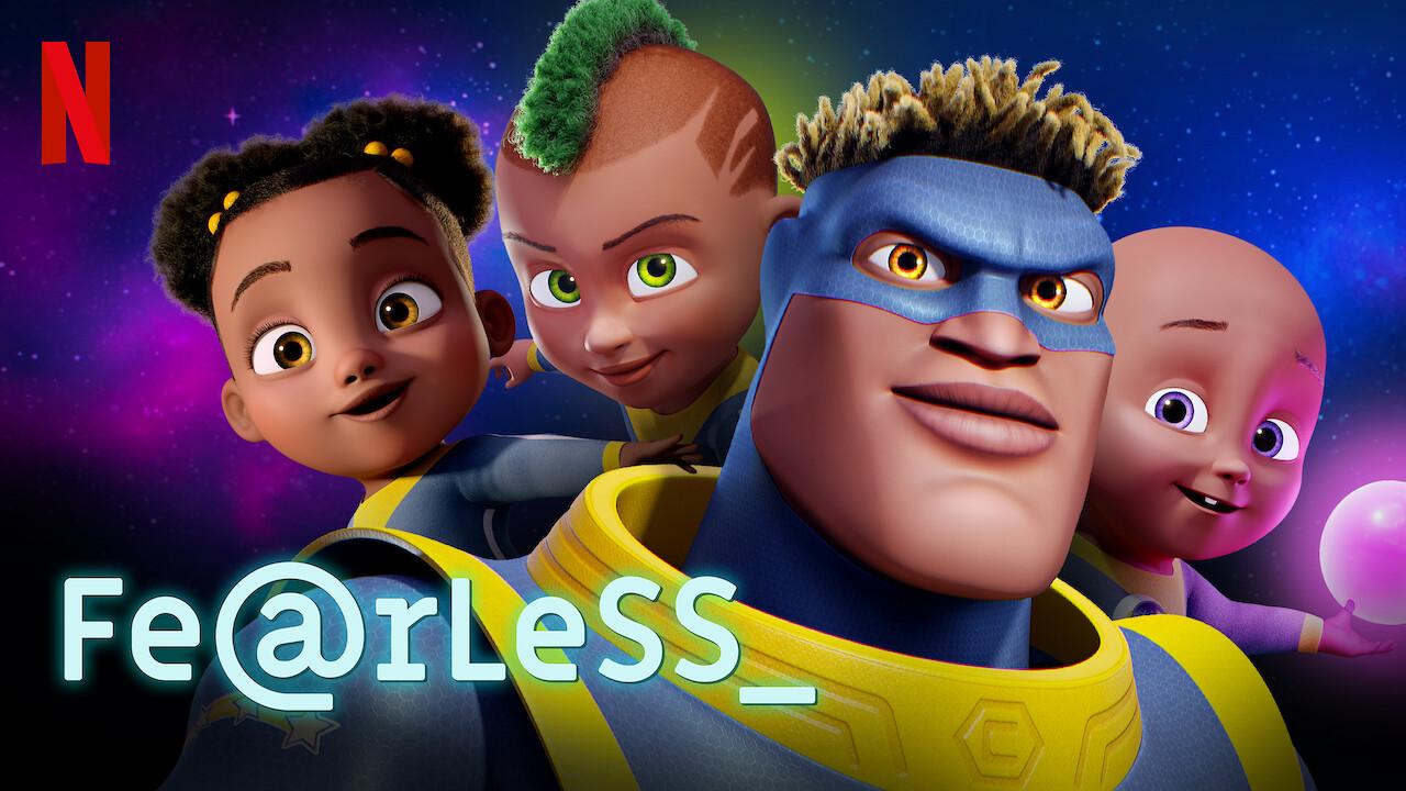 Fearless on Netflix UK