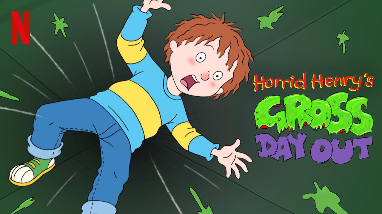 Horrid Henry's Gross Day Out on Netflix UK