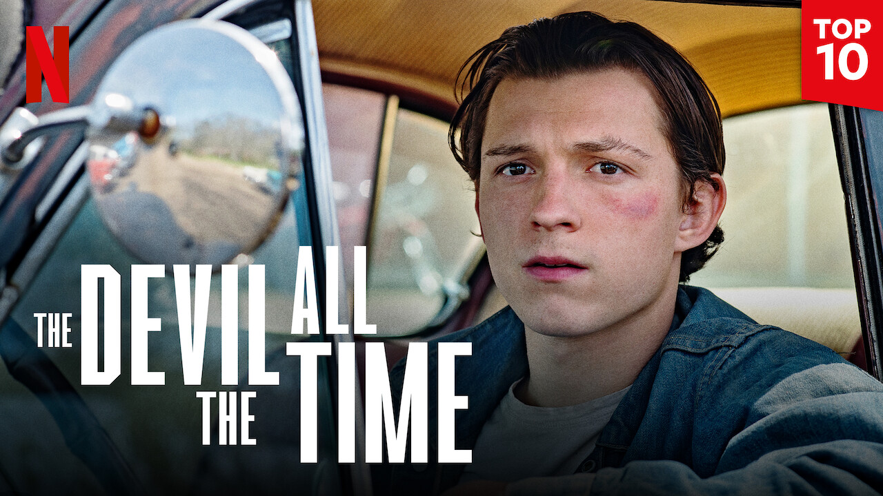 The Devil All The Time on Netflix UK