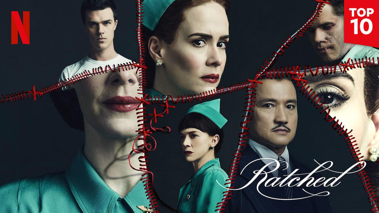 Ratched on Netflix UK