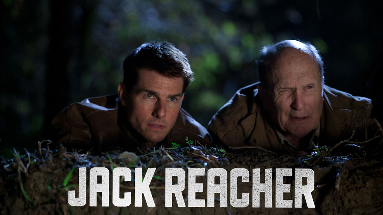 Jack Reacher on Netflix UK
