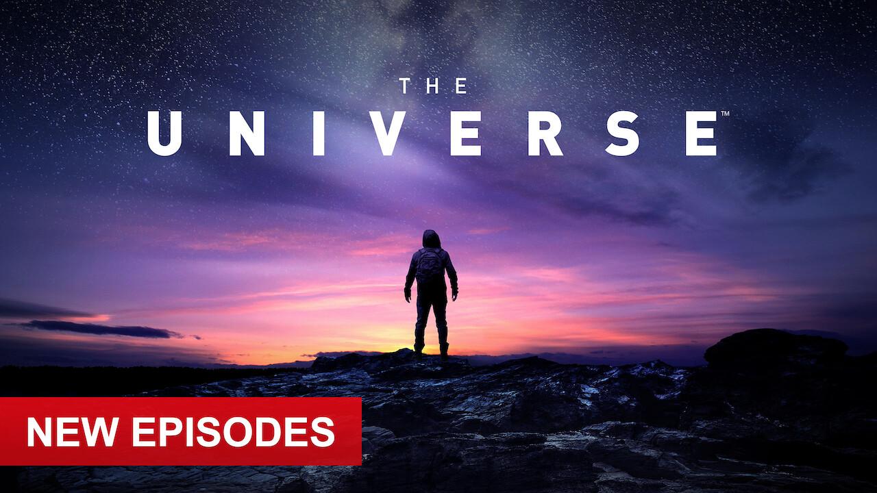 The Universe on Netflix UK