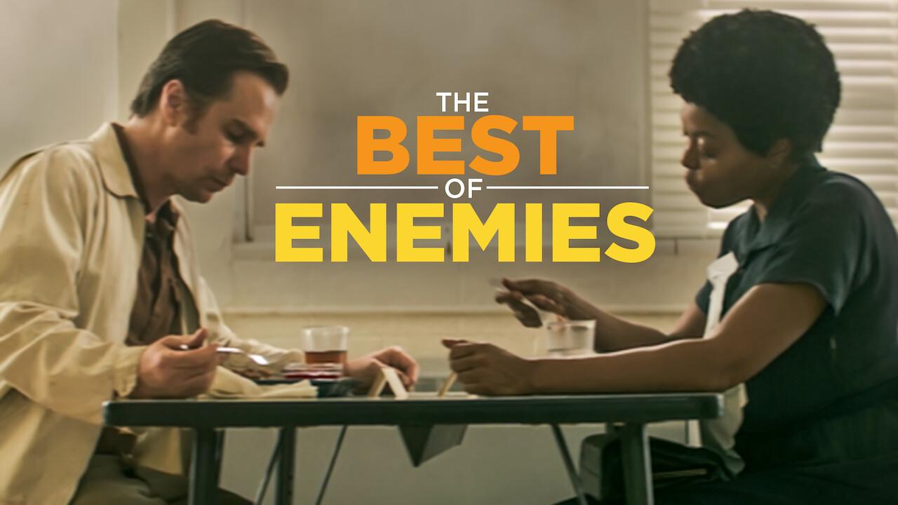 The Best of Enemies on Netflix UK