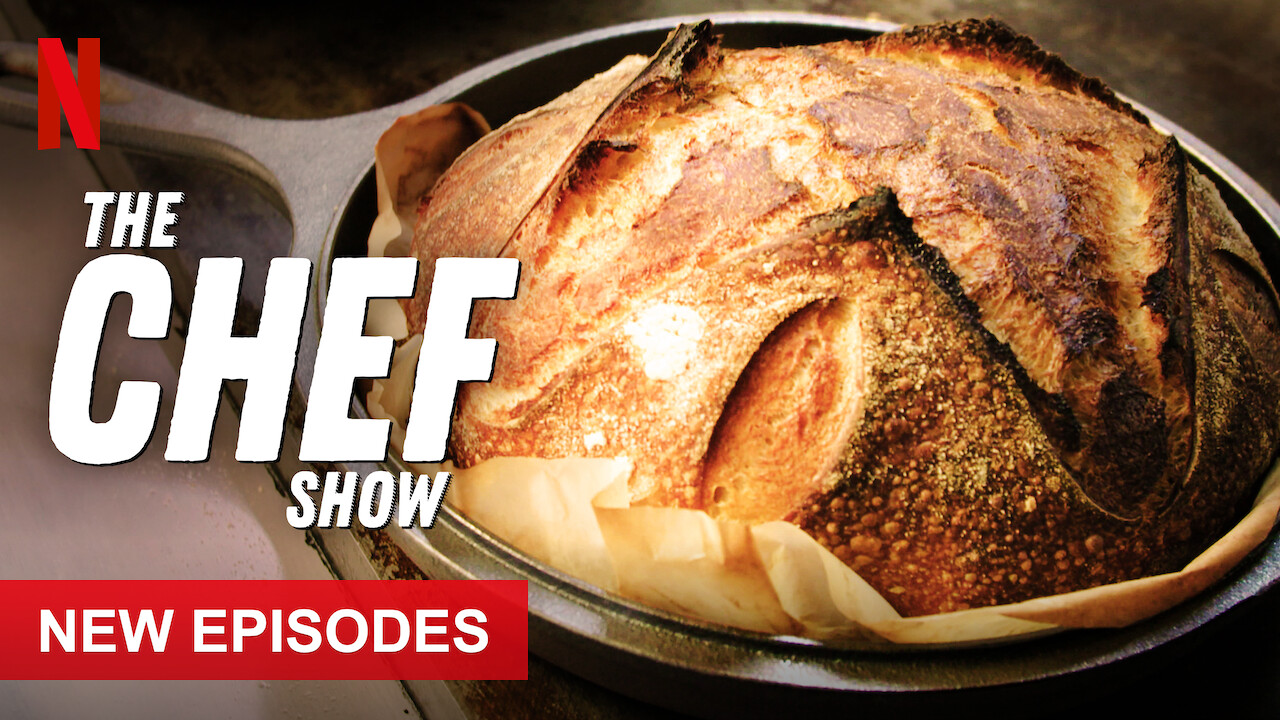 The Chef Show on Netflix UK