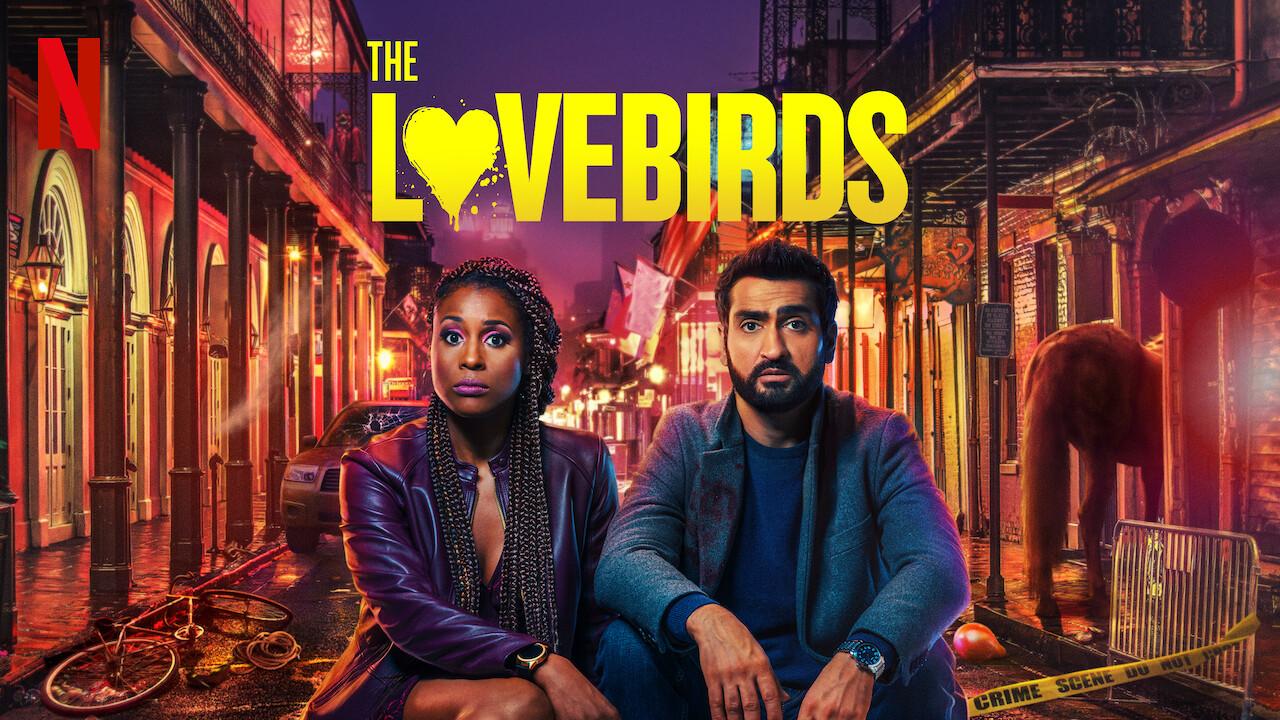 The Lovebirds on Netflix UK