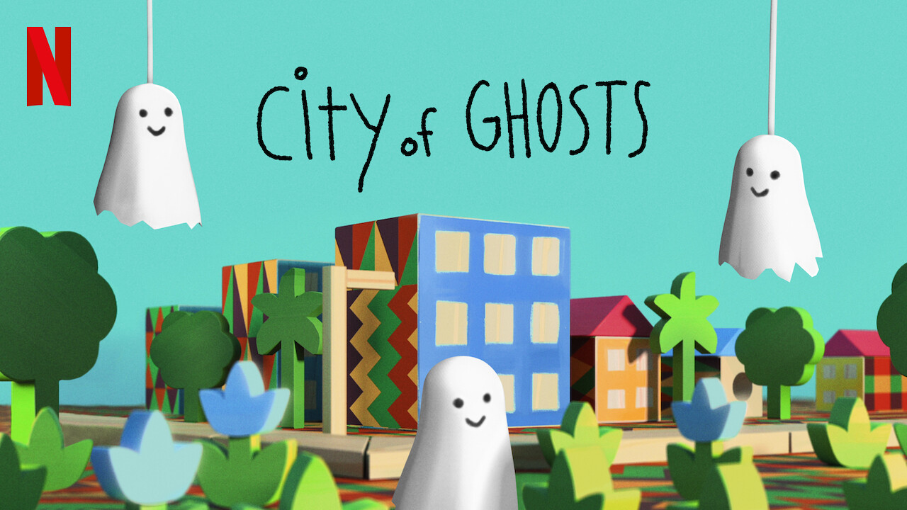 City of Ghosts on Netflix UK