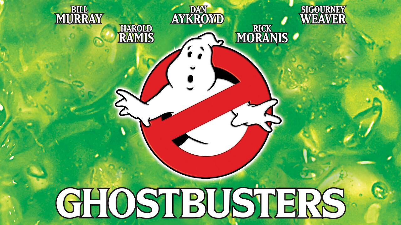 Ghostbusters on Netflix UK